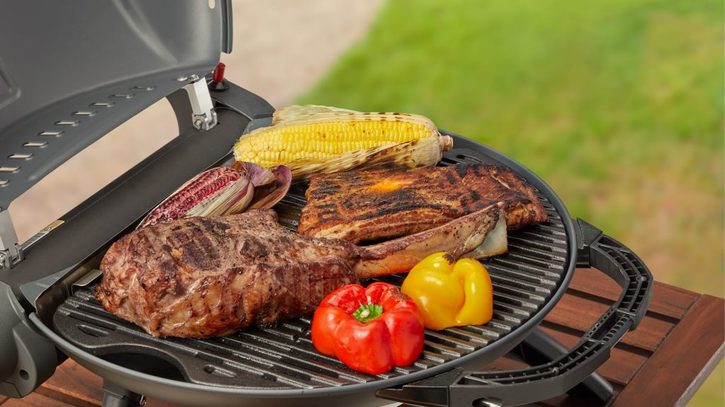 Using O-Grill Portable Butane Grills to do Barbecuing Outdoor