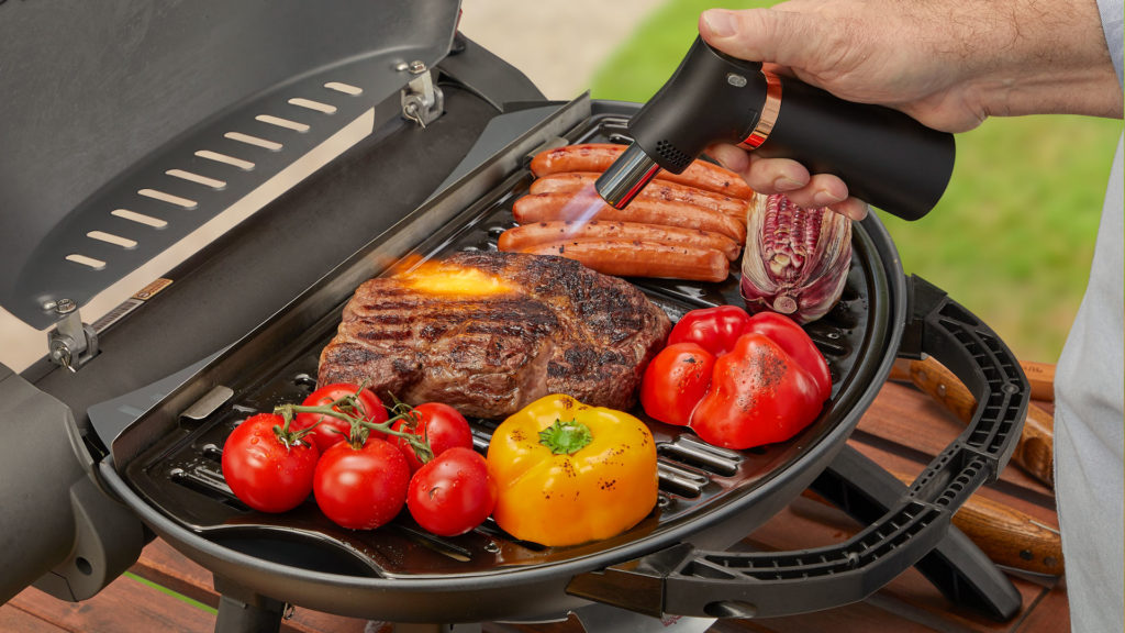 O-Grill Gas Grill with GJ One Professional Torch